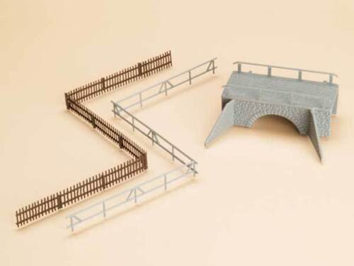 Auhagen 42555 Gauge H0 Small Stone bridge #new original packaging#