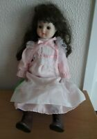 """PORCELAIN DOLL - 16"""" IN HEIGHT"""