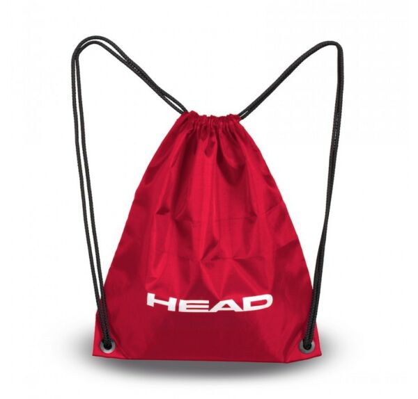 * Nuovo * Red Head Sling Bag