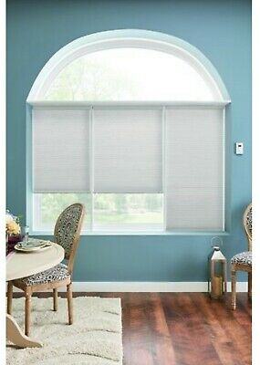 Bali 48 X 72 Inches White Light Filtering Window Cellular Shades Blinds Like Ebay