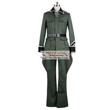 Hetalia: Axis Powers Germany New Uniform COS Clothing Cosplay Costume