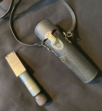 Vintage Atago Hand Held Refractometer 0 32 Made In Japan With Carrying Case