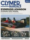 Evinrude/Johnson 85-300 HP 2-Stroke Outboard Motor Repair Manual by Editors of Clymer Manuals (Paperback, 2015)