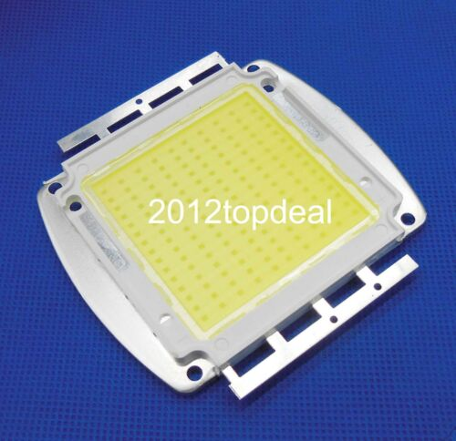 120W High Power Brightness LED Bead LED Lamp Cool White 45~48V 10800-12000Lm