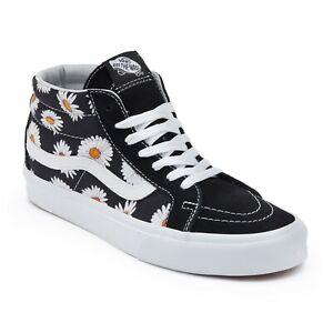 fda8a2ad6b230e Vans Big Daisy Sk8-Hi Reissue High Skate Sneakers Shoes VN0A391FTOZ ...
