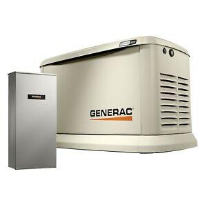 Generac 70432 - Guardian 22kW Home Standby Generator w/ WiFi...