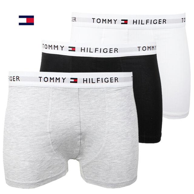 NWT Tommy Hilfiger Mens 3 Underwear Cotton Stretch Boxer Briefs S M L XL