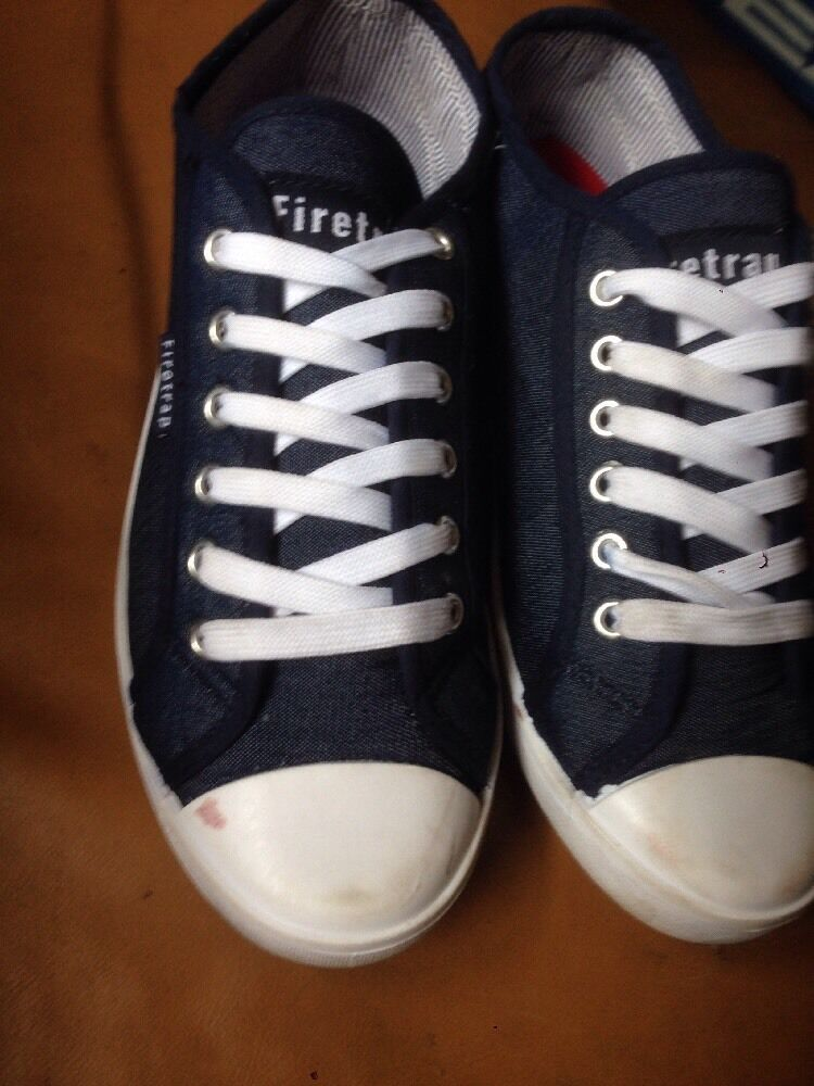 Gentlemen/Ladies Mens firetrap canvas shoes  Fine workmanship Quality and the quantity guaranteed As of the and latest model df67f8