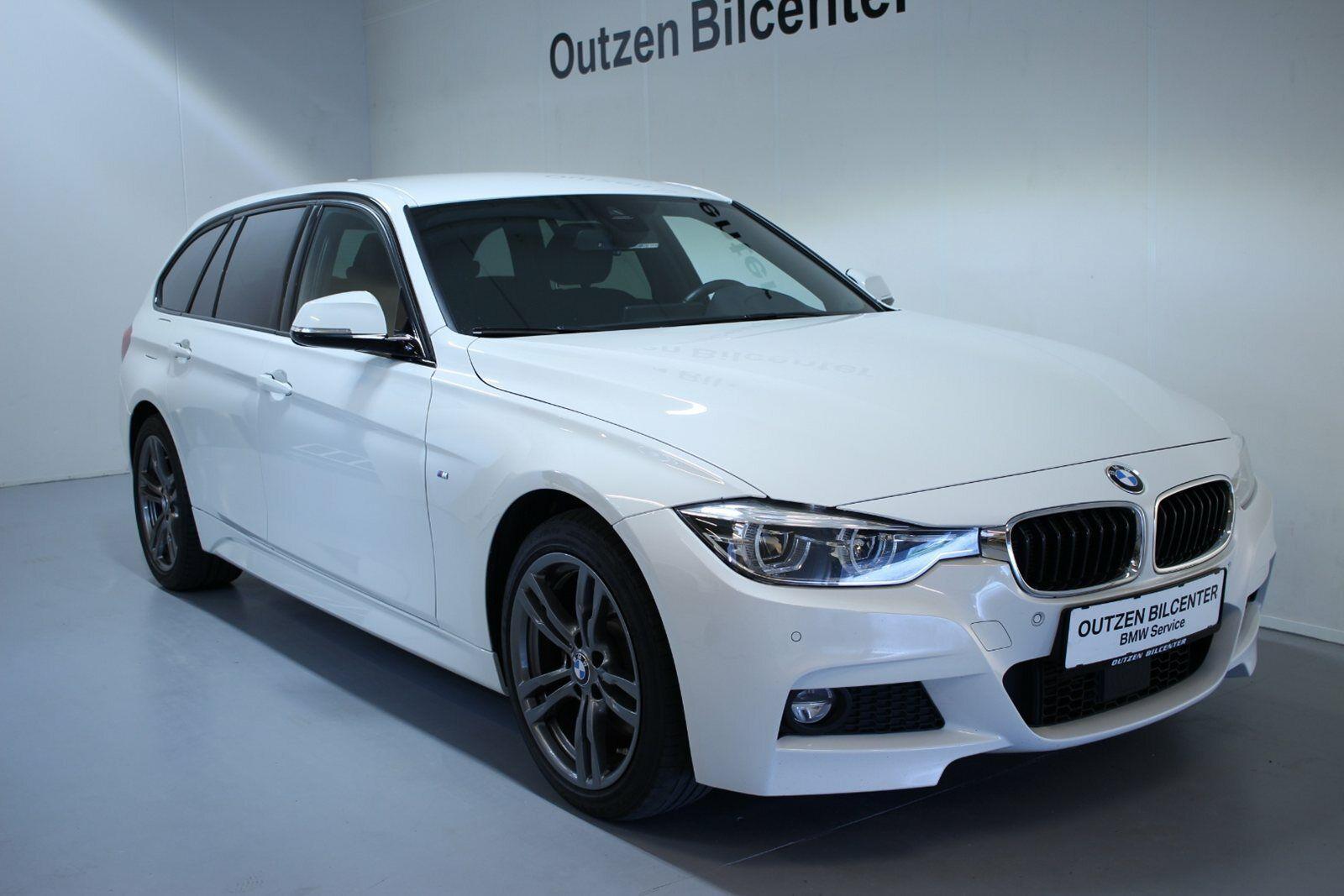 BMW 330d 3,0 Touring xDrive aut. 5d - 479.900 kr.