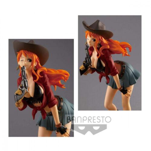 Nami One Piece Treasure Cruise World Journey Vol.1 19 cm Figur
