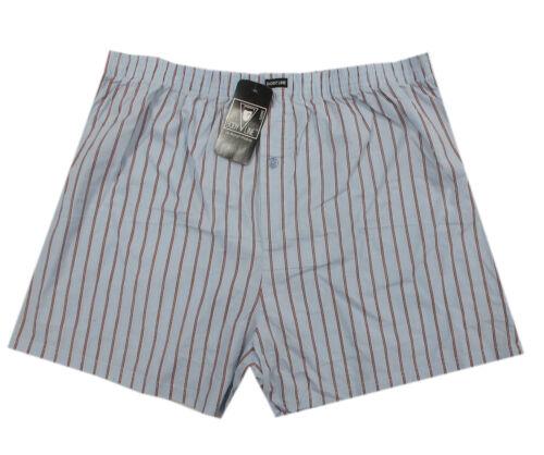 Kumpf Herren Unterwäsche Unterhose Boxershorts Webstoff Baumwolle Gr 8