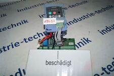 HITACHI  L100-005NFE HP//KW:0.75//0.55  Freguenzumrichter Used