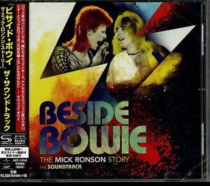 V-A-BESIDE-BOWIE-THE-MICK-RONSON-STORY-JAPAN-SHM-CD-BONUS-TRACK-F56