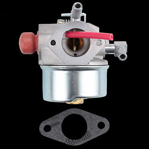 Details about Carburetor For Tecumseh Carb Engine LAV120 6 25hp 4HP  Craftsman Edger 640026A