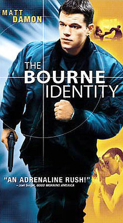 The Bourne Identity Vhs 2003 For Sale Online Ebay