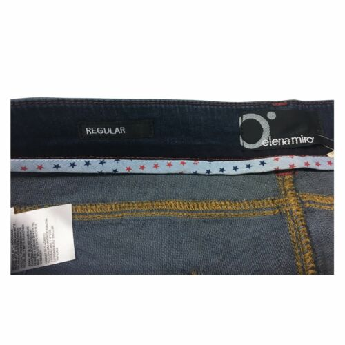 Base 98 Jeans Cm Mirò Elena Da Elastane 2 21 Regular Cotton Donna qvZUfwX