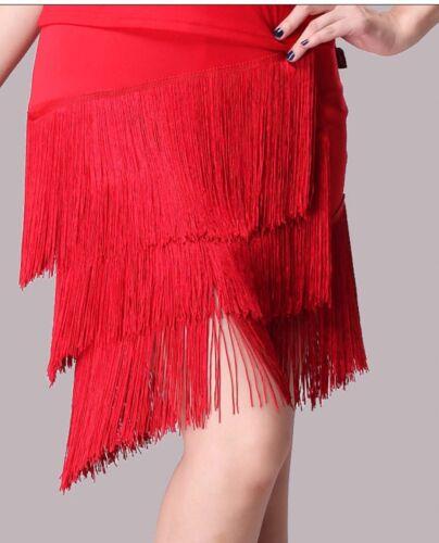 15CM Long Fringe Trim Tassel Fringe Trimming For Diy Latin Dress Stage Clothes