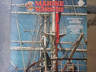"12"" - Marine-Märsche - So schön klingt Marschmusik --"