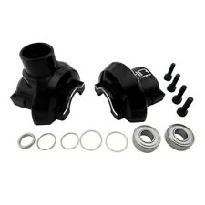 Hot Racing Rvo11mx01 Heavy Duty CNC Aluminum Outer Diff Case Black Hrac1520