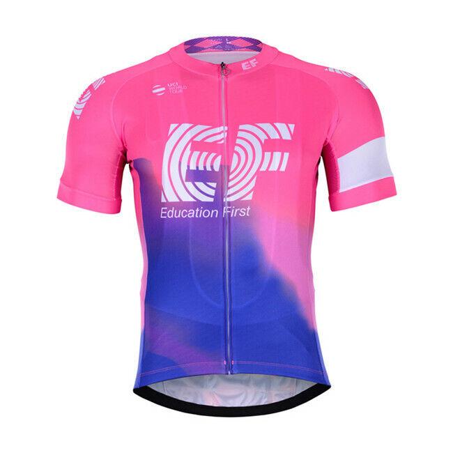 NEW 2019 EF EDUCATION FIRST JERSEY HOBBY Radfahren PRO TOUR DE FRANCE WOODS URAN