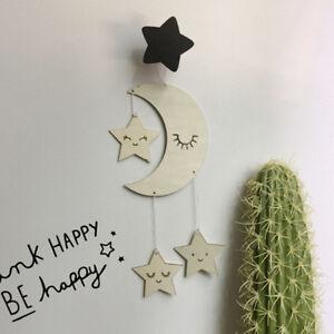 Wooden-Beads-Tassel-Pendant-Kids-Room-Door-Decoration-Wall-Hanging-Ornament-LI