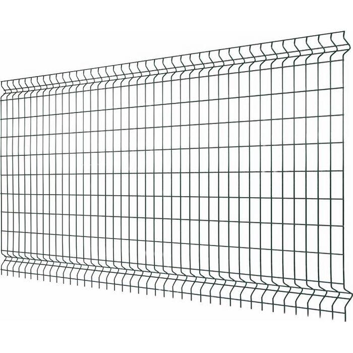 Rete Pannello Border Plasticato SGS per Recinzioni L.x H. 200x203 cm Papillon