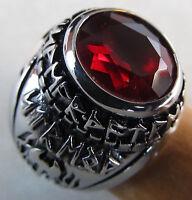 Men's Dwarf Ring - Runes - Futhark