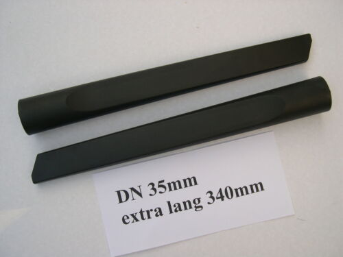 Saugdüse DN35 340mm lang für Wap Alto Nilfisk System 36 Sauger Auto