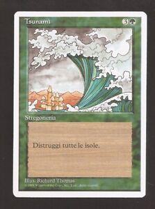 TSUNAMI-Magic-The-Gathering-Old-School-near-mint-NUOVA-MTG-18B
