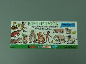 Hpf-Bpz-Jungle-Book-Ingles-Dschungelbuch-Version-1990-100-Original
