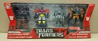 Transformers Target Cybertron Legends: Optimus Prime Megatron Ultra Rare 2006