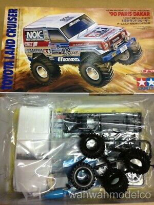 TAMIYA 19013 Mini 4x4 Toyota Land Cruiser 1990 PARIS-DAKAR New BOXED