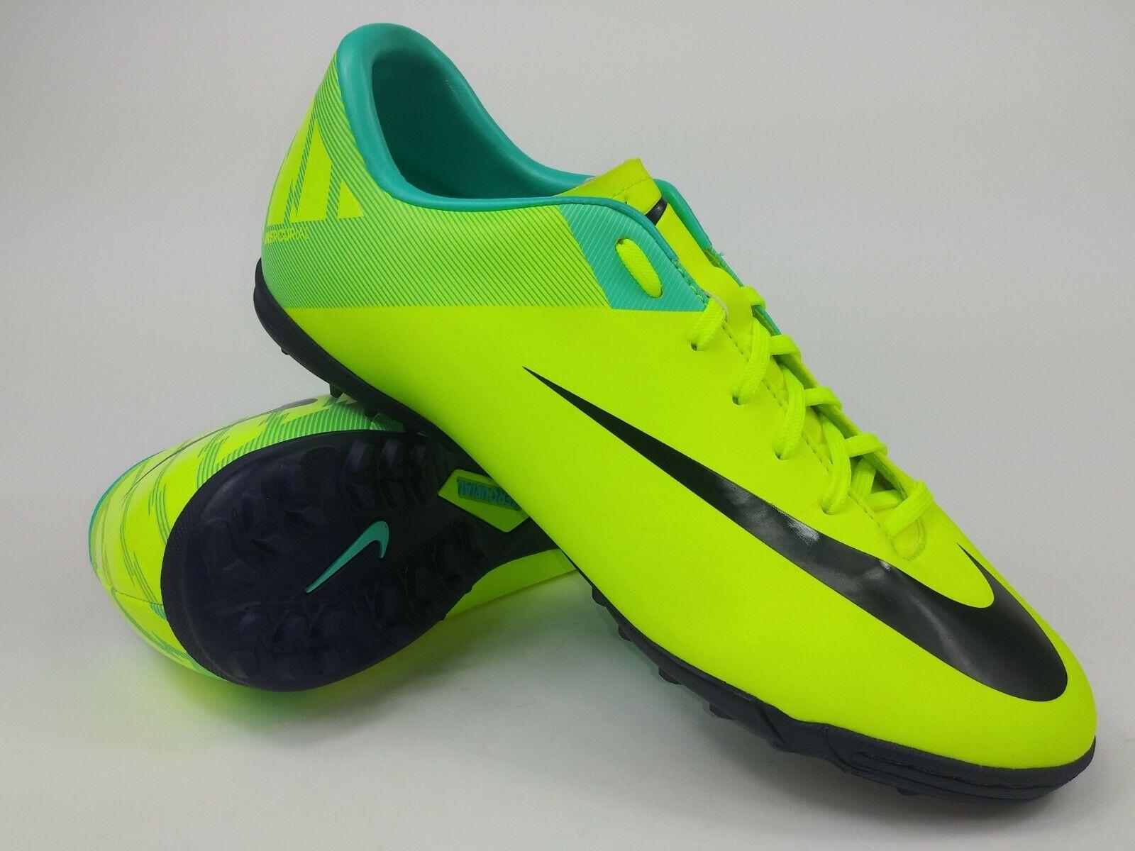 Nike señores raramente mercurial Victory II turf zapatos de fútbol