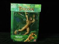 Tarzan Action Figure- Mattel, Disney's Tarzan, In Box Leaping Action