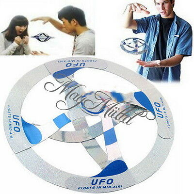 Amazing Mystery UFO Floating Flying Disk Saucer Magic Cool Trick Toy Sales I