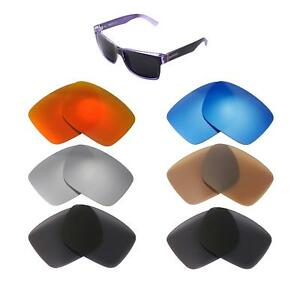 0a9f53621eb Image is loading Walleva-Replacement-Lenses-for-VonZipper-Elmore-Sunglasses- Multiple-