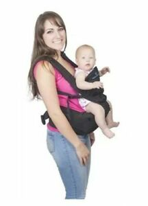 Brighter Elements 5 In 1 Baby Hip Seat Carrier Sling 6 Months To 3 Years