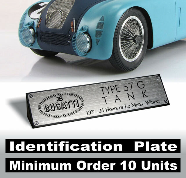 118 Bugatti Type 57 G Tank 1937 Le Mans Winner Every Model Id