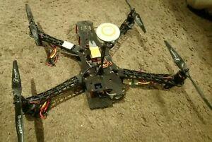 AgréAble Rc Quadcoptère Dji Naza V2 Gps Dji Iosd 30 A Esc 900 Kv Auto Plus Tbs Discovery-afficher Le Titre D'origine