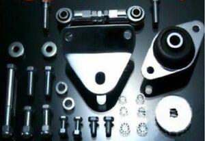 Chrome ISO Front Engine Mount for Harley Super Glide Touring FXR 82-94 FLT 79-07