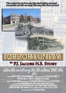 CLOSEOUT-AUTOGRAPHED-P-J-Jacobs-Documentary-Movie-Poster