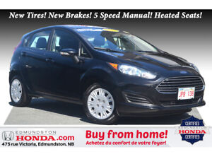 2017 Ford Fiesta SE - Low Price! New Tires! New Brakes! Ecoboost!
