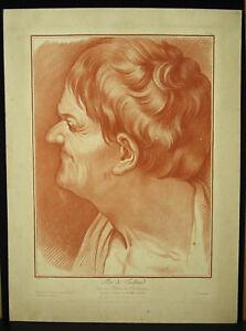 Engraving-Sanguine-Xixth-J-B-Lucien-Ap-039-Edme-Bouchardon-Ap-the-Dominiquin-56-CM