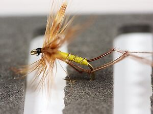 Light Brown Fly Fishing Fly Daddy Long Legs Cranefly