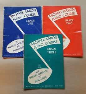 Piano-instruction-books-MId-century
