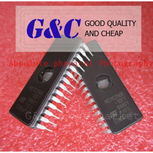 IC M27C256B-10F1 27C256 CDIP-28 ST NEW GOOD QUALITY