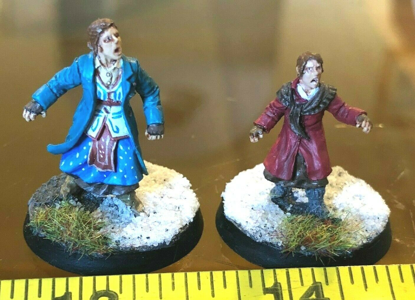 Sigrid Tilda Lake Town Well Painted Middle Earth SBG GW LOTR Lord of the Rings