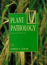 Plant Pathology, Fourth Edition, Agrios, George N., Acceptable Book