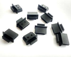10x Schutz-Abdeckung HDMI Buchse Cover Schutz-Kappe Deckel Stopfen Stöpsel