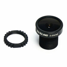 DALRC FPV 2.5mm Lens 120 Degree Wide Angle for Mini CMOS Camera with IR Filter